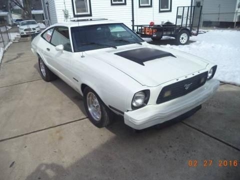 1975 Ford Mustang for sale in Cadillac, MI