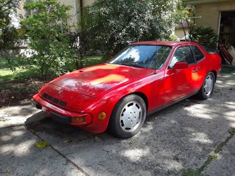 1982 Porsche 924 for sale in Cadillac, MI