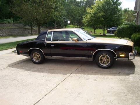 1980 Oldsmobile 442 for sale in Cadillac, MI