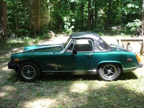 1979 MG Midget for sale in Cadillac, MI