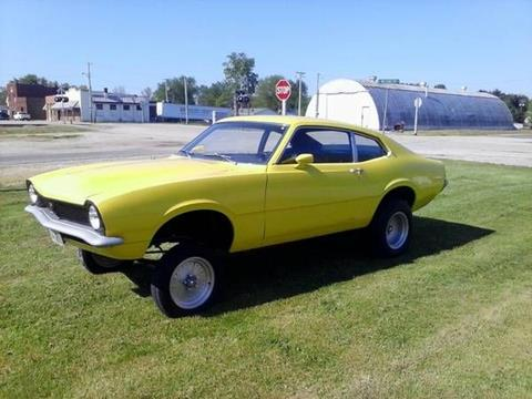 Ford Maverick For Sale >> 1971 Ford Maverick For Sale In Cadillac Mi