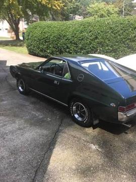 1969 AMC AMX for sale in Cadillac, MI