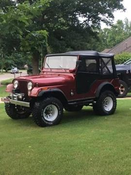 1971 Jeep CJ-5 for sale in Cadillac, MI
