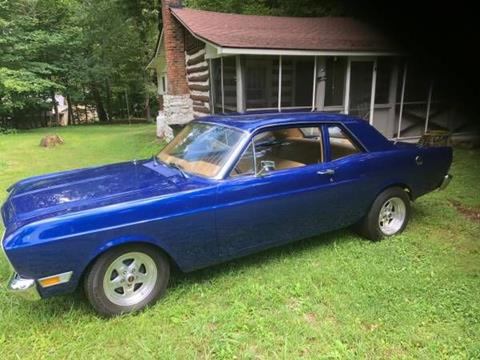 1968 Ford Falcon for sale in Cadillac, MI