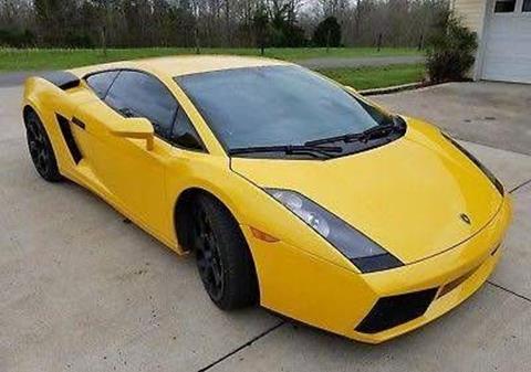 Used Lamborghini Gallardo For Sale In Michigan Carsforsale Com