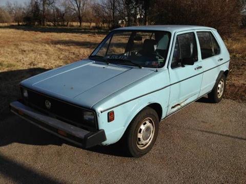 1979 Volkswagen Rabbit For Sale - Carsforsale.com®