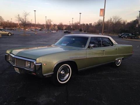 1969 Buick Electra for sale in Cadillac, MI