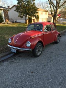 1971 Volkswagen Beetle for sale in Cadillac, MI