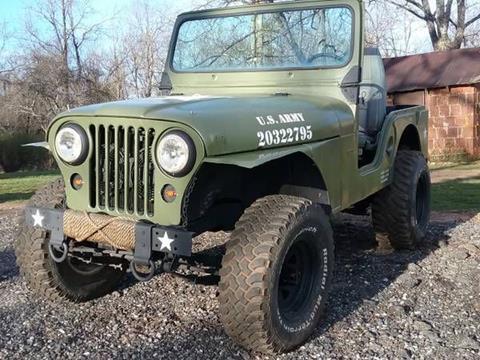 Willys Jeep For Sale >> 1960 Willys Jeep For Sale In Cadillac Mi