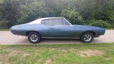 1969 Pontiac Le Mans for sale in Cadillac, MI