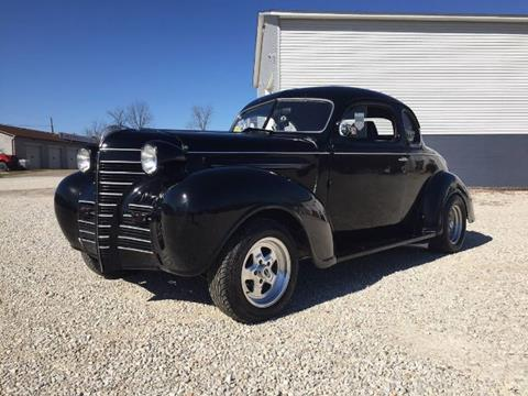 1939 Plymouth Business Coupe for sale in Cadillac, MI