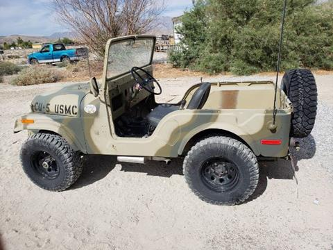 1971 Jeep CJ-5 for sale in Cadillac, MI