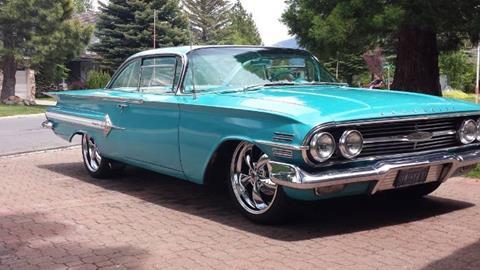 1960 Chevrolet Impala for sale in Cadillac, MI