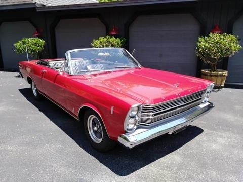 1966 Ford Galaxie for sale in Cadillac, MI