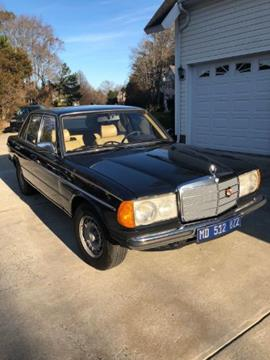 1980 Mercedes-Benz 300-Class for sale in Cadillac, MI