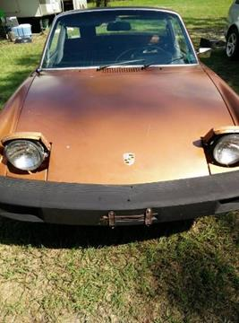 1975 Porsche 914 for sale in Cadillac, MI
