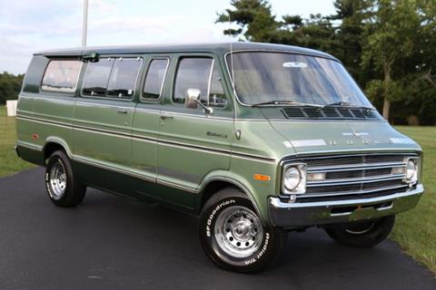 1977 Dodge Ram Van for sale in Cadillac, MI