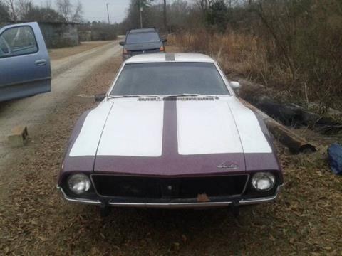 1971 AMC Javelin for sale in Cadillac, MI