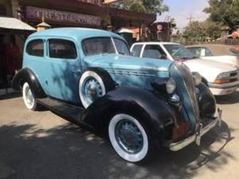1936 Hudson Terraplane for sale in Cadillac, MI