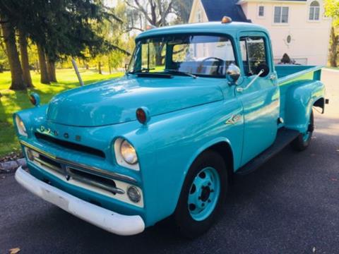 1957 Dodge D200 Pickup for sale in Cadillac, MI
