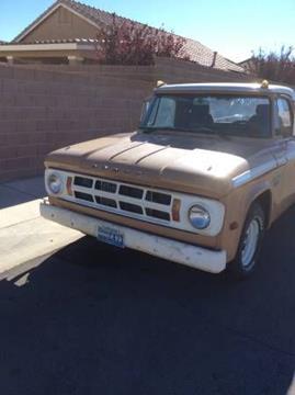 1978 dodge truck value