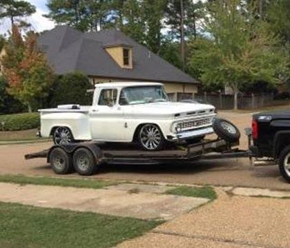 1963 Chevrolet C/K 10 Series for sale in Cadillac, MI