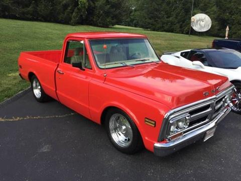 1969 GMC Sierra 1500HD Classic for sale in Cadillac, MI