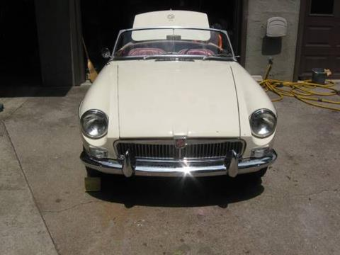 1966 MG MGB for sale in Cadillac, MI