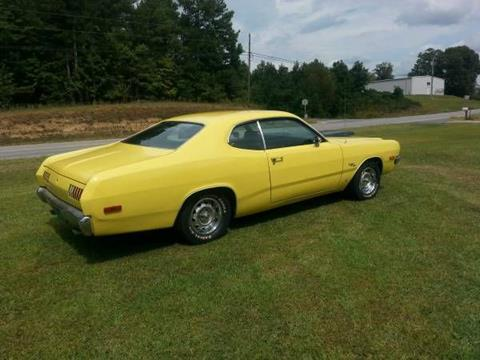 1972 Dodge Demon for sale in Cadillac, MI
