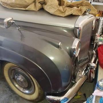 1956 Bentley S1 Saloon In Cadillac MI - Classic Car Deals