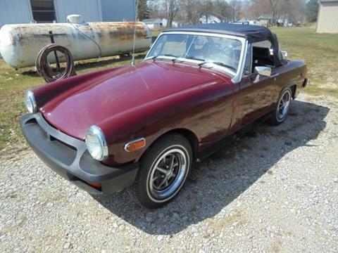 1977 MG Midget for sale in Cadillac, MI