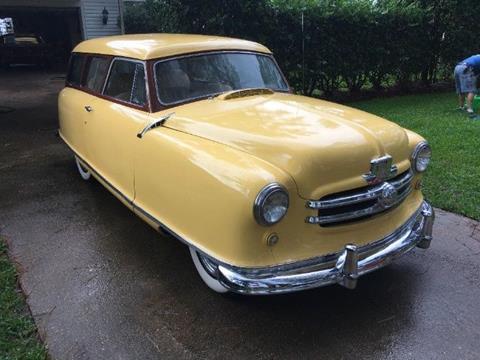 1951 Nash Rambler for sale in Cadillac, MI