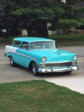 1956 Chevrolet Nomad For Sale In Cadillac Mi