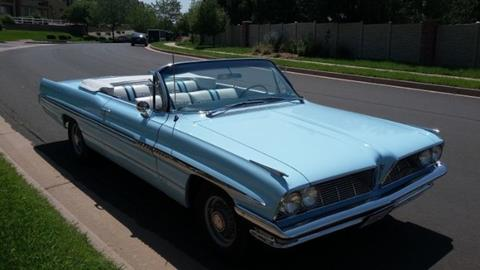 1961 Pontiac Bonneville for sale in Cadillac, MI