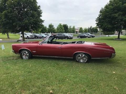 1967 Pontiac Le Mans for sale in Cadillac, MI