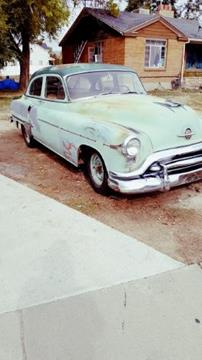 1951 Oldsmobile Super 88 for sale in Cadillac, MI