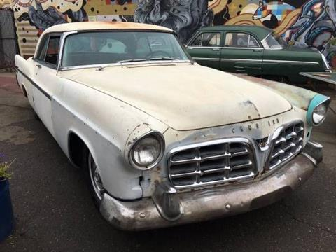 1956 Chrysler 300 for sale in Cadillac, MI