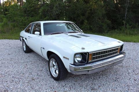 1977 Chevrolet Nova for sale in Cadillac, MI