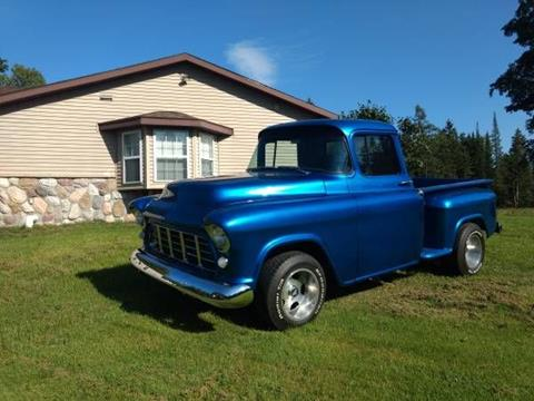 1955 Chevy Truck For Sale >> 1955 Chevrolet 3100 For Sale In Cadillac Mi