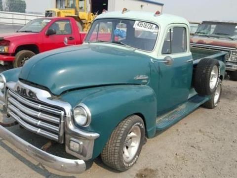 1954 GMC C/K 1500 Series for sale in Cadillac, MI
