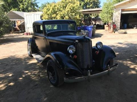 1932 Desoto Custom for sale in Cadillac, MI