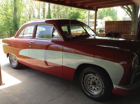 1950 Ford Crestline for sale in Cadillac, MI