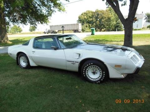 1980 Pontiac Trans Am for sale in Cadillac, MI
