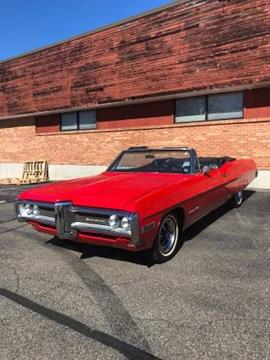 1968 Pontiac Bonneville for sale in Cadillac, MI
