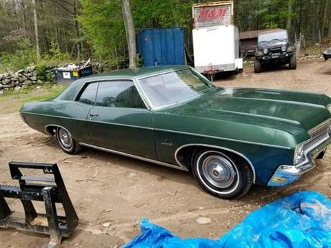 Used 1970 Chevrolet Impala For Sale - Carsforsale com®