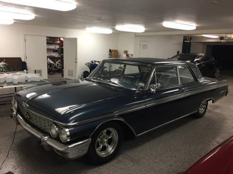 1962 Ford Galaxie 500 for sale in Cadillac, MI
