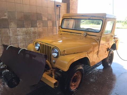 1967 Jeep CJ-5 for sale in Cadillac, MI