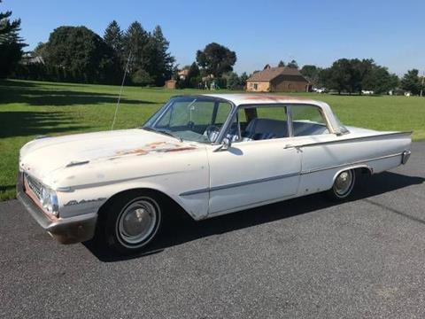 1961 Ford Fairlane 500 for sale in Cadillac, MI