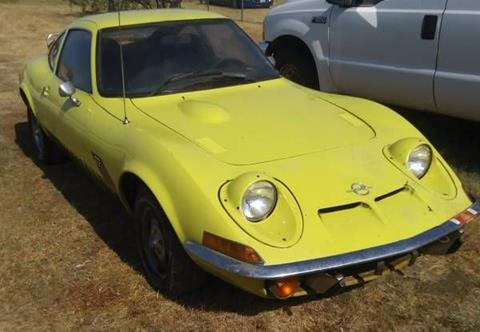 1970 Opel GT for sale in Cadillac, MI