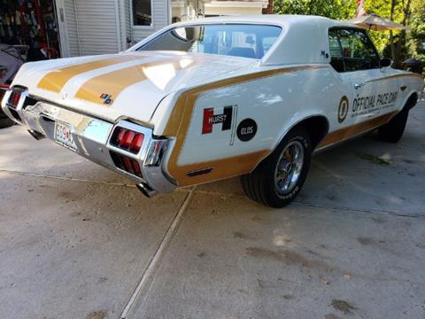 1972 Oldsmobile 442 for sale in Cadillac, MI